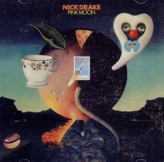 Nick Drake:Pink Moon:1972:Produced by John Wood