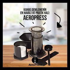 2005 yılında icat edilen hızlı ve pratik kahve demleme aparatı AeroPressi denedikten sonra evinizin baş köşesinde tutacağınızdan çok eminiz!  Sipariş vermek için bio'daki linke tıklayın!  #aeropress #aeropressturkey #pratik #hızlı #kahvedemleme #kahvedemlemesanatı #barista #coffee #coffeebrewing #coffeebrewingart #coffeebrewingtechniques #instacoffee #coffeelovers http://ift.tt/1Vbg53z