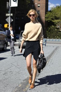 Karolina Kurkova, love this look