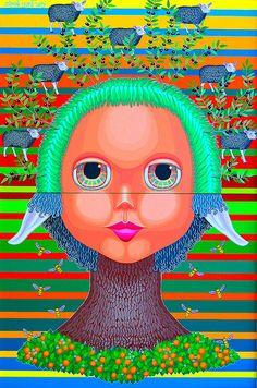 Alice in Hollyland | by NUFAR LIVNY LASKOV - Contemporary Art and Design