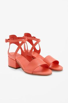 18 Low-Heeled Sandals To Take On Summer In Stride #refinery29  http://www.refinery29.com/low-heeled-sandals#slide1