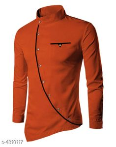 Checkout this latest Kurtas Product Name: *Attractive Men's Kurtas * Fabric: Cotton Sleeve Length: Long Sleeves Pattern: Solid Combo of: Single Sizes:  S, M (Length Size: 40 in)  L (Length Size: 40 in)  XL (Length Size: 42 in)  XXL Country of Origin: India Easy Returns Available In Case Of Any Issue   Catalog Rating: ★4 (19480)  Catalog Name: Stylish Men Kurtas CatalogID_618032 C66-SC1200 Code: 534-4310117-8001