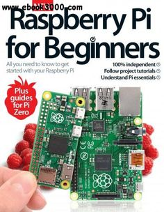 Raspberry Pi For Beginners 6th Edition - Free eBooks Download