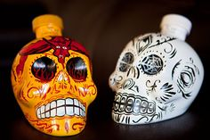 Sugar skulls are trending everywhere, from fashion to tequila.