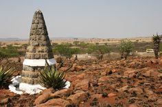 Colenso Memorial, KwaZulu-Natal Province, South Africa, 2007