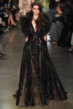 Elie Saab--SPRING/SUMMER 2015 COUTURE....Vogue.co.uk