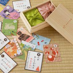 Nara Karuta (Japanese card game)/奈良かるた(中川政七商店)