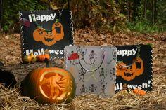 Halloween Sceleton seethrough Bag MoNa BAg by RCArts by RCArts, $38.00