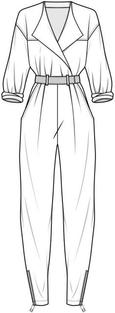 Line drawing www.sewingavenue.com