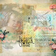 Better Days Ahead {Collection} By Rosey Posey http://shop.scrapbookgraphics.com/Better-Days-Ahead-Collection.html
