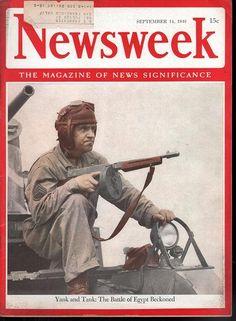Newsweek September 14 1942