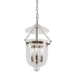 Bell jar pendant polished nickel with star glass amin bell jar pendant polished nickel with star glass amin pinterest bell jars polished nickel and kitchen design aloadofball Choice Image