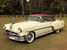 You can lease a 1954 Pontiac Starchief 2 Door Hardtop with PFS, apply online today.
