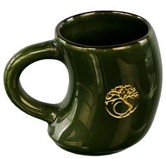 This is one of my favorites on Wiccan Supplies, Witchcraft Supplies & Pagan Supplies Experts-Eclectic Artisans: Tree Of Life Curved Mug