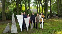 Inauguración Ciudades Utópicas. #Arte #Escultura