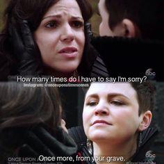"Regina and Snow - 4 * 21 ""Operation Mongoose part 1"""