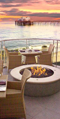 #Jetsetter Daily Moment of Zen: Malibu Beach Inn in Malibu, #California