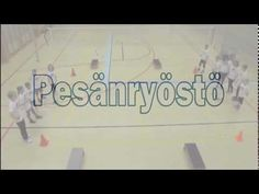 Pesänryöstö-leikki lapsille - YouTube Teaching, Activities, Education, School, Youtube, Maths, Diamonds, Dance, Sports