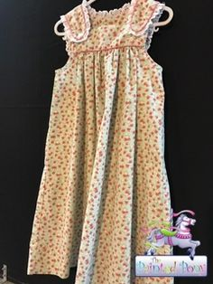 Sweet floral dress, size 5, only $17.99
