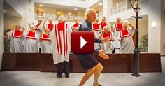 Old People Dance To Happy - Music Video