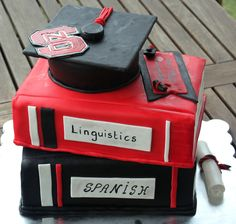 Nc State Groom S Cake Photo By Cynthia Kain Real