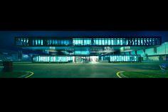 Fuksas - Ferrari Research Center