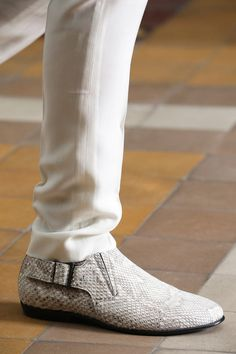white snake // Lanvin SS 2015 #menswear #simplydapper #stylish