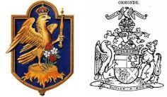 Anne Boleyn's Falcon Badge and the Butler coat of arms.Anne's identification… Wives Of Henry Viii, King Henry Viii, Anne Boleyn, Tudor Monarchs, Tudor Dynasty, Royal Ontario Museum, Miniature Portraits, English Heritage, Tudor History