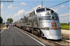 Ill Railroad Museum in Union or Monticello