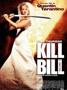 Kill Bill Vol II movie poster Fantastic Movie posters #SciFi movie posters #Horror movie posters #Action movie posters #Drama movie posters #Fantasy movie posters #Animation movie Posters