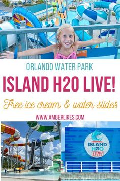 Islando H20 Live water park in Orlando makes for a perfect Florida day! Amazing water parks, the chance to earn free snacks, and cabanas. #orlando #travelwithkids #waterpark Traveling With Baby, Travel With Kids, Family Travel, Orlando Parks, Water Parks, Adventure Activities, Ways To Travel, Florida Vacation, Water Slides