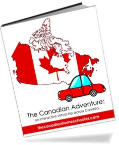 The Canadian Adventure ebook - take a virtual trip across Canada. Go sea to sea to sea and explore all sorts of tourist destinations as well as some hidden gems, experience things as if you were actually there, and a bunch of extras.