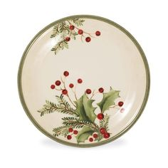 Lenox Holiday Gatherings Dinnerware Collection - 6390 Series