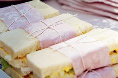 4 astuces pour un pique-nique chic ! décoration sandwichs pique nique