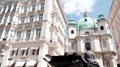 RIDING DINNER  - Vienna's rolling restaurant Vienna, Rolls, Restaurant, In This Moment, Dinner, Building, Travel, Viajes, Bread Rolls