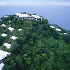 A #cliffside vision! #coast meets #rainforest @VillaCaletasCR on the Central Pacific! #CostaRica #Vacations
