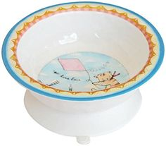 BABY CIE DANI Dans LAir Textured Suction Bowl -- Read more  at the image link.