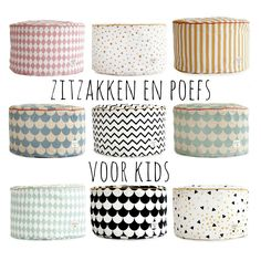 Voor jou gespot: de allerleukste zitzakken en poefs voor kinderen #kinderkamer #leukmetkids #babykamer #Nobodinoz bean bag kids room nursery pouf Futons, Diy Couture, Baby Kind, Little Girl Rooms, Kids Corner, Toddler Rooms, Kidsroom, Kids House, Kid Spaces