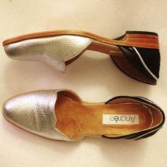 Primavera 2015!  100% cuero vacuno #zapatos #shoes #design #zapatosartesanales #handmadeshoes #shoedesigner #amoaloszapatos #loveshoes #fashiondesign #moda #bonitoszapatos #cuero #madeinArgentina #hechosenArgentina #cuerovacuno #primavera2015 #zapatosartesanales