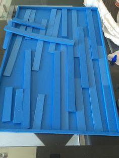 Hoje vou mostrar como eu fiz minha forma deEVApara gesso 3D. Usando EVA de 3mm EVA de 7mm Cola paraEVA ou cola instantânea ...