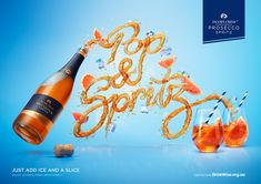Fun, realistic but dynamic and hyper-real liquid lettering animated for video in HD and print.Fruit, Ice, Condensation, Liquid wording, Spritz, Spray, Bubbles, Effervescence, Sound and music, print, video, different formats and different layouts, this on…