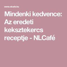 Mindenki kedvence: Az eredeti keksztekercs receptje - NLCafé