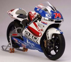 Daijiro Kato's NSR250