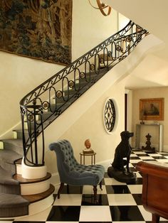 Creamy White Foyers Design, Pictures, Remodel, Decor and Ideas