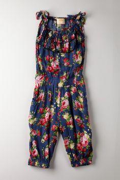 floral jumper- kids