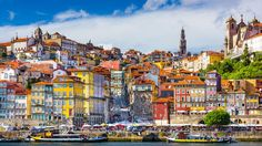 City Wallpaper, Photo Wallpaper, Porto City, Visit Santa, Medieval Town, Travel And Leisure, Budget Travel, Travel Guide, Portugal