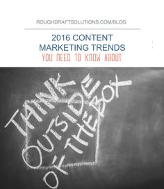 In the evolving world of content marketing, we continually need to refine how we communicate with and reach our customers. Here are a few content marketing trends you should consider as you refresh and plan for this year's blog posts, newsletters, and social media campaigns.