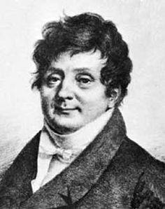 J.B.J. Fourier, Mathematician, famous for his transforms