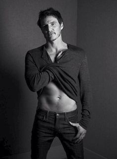 Pedro Pascal!!! I'm gonna miss his sexy ass *sobs*