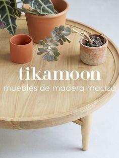 Tikamoon lleva 10 años diseñando unos muebles duraderos e impregnados de personalidad. Descubra el universo Tikamoon.